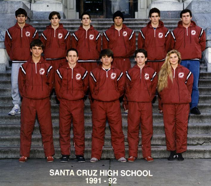 Jam Star is the only girl on the high school boys wrestling team.